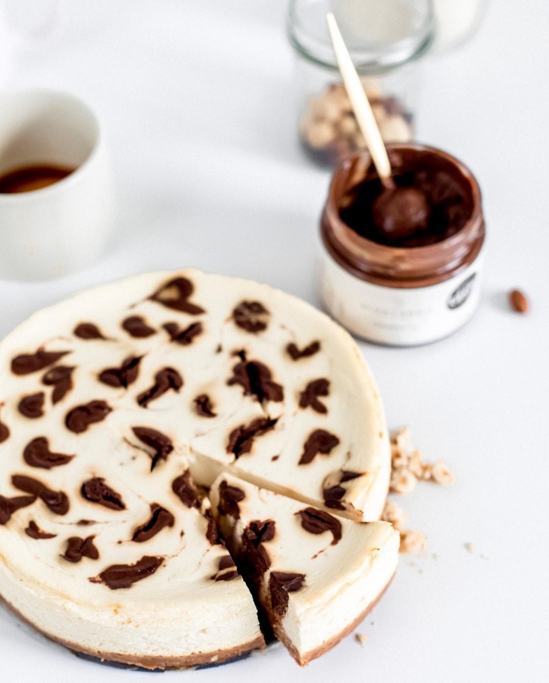 Slowtellový cheesecake
